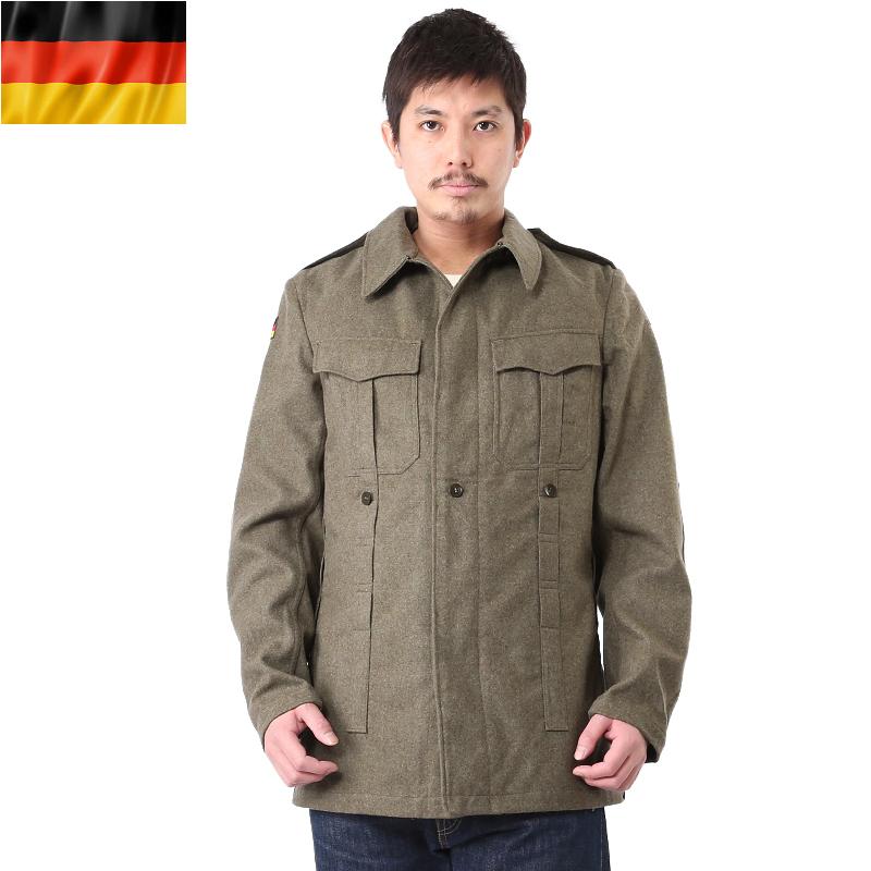実物 ドイツ軍ウールジャケット