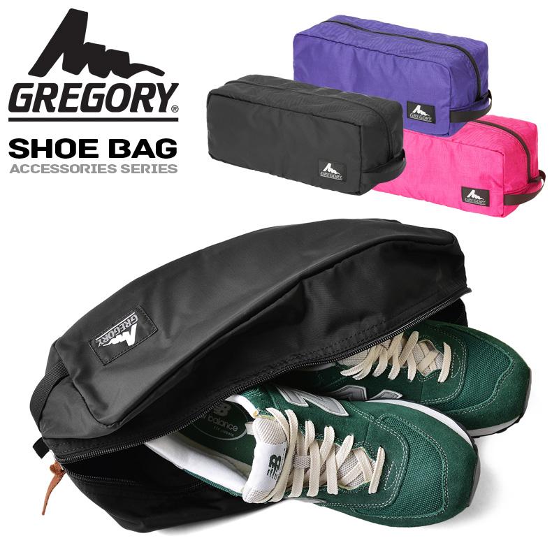 GREGORY グレゴリー SHOE BAG (シューズバッグ) 3色