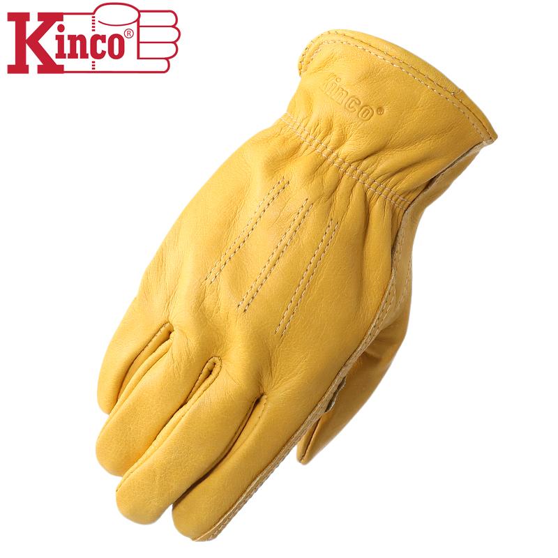 Kinco Gloves キンコグローブ 198 PREMIUM GRAIN COWHIDE グローブ