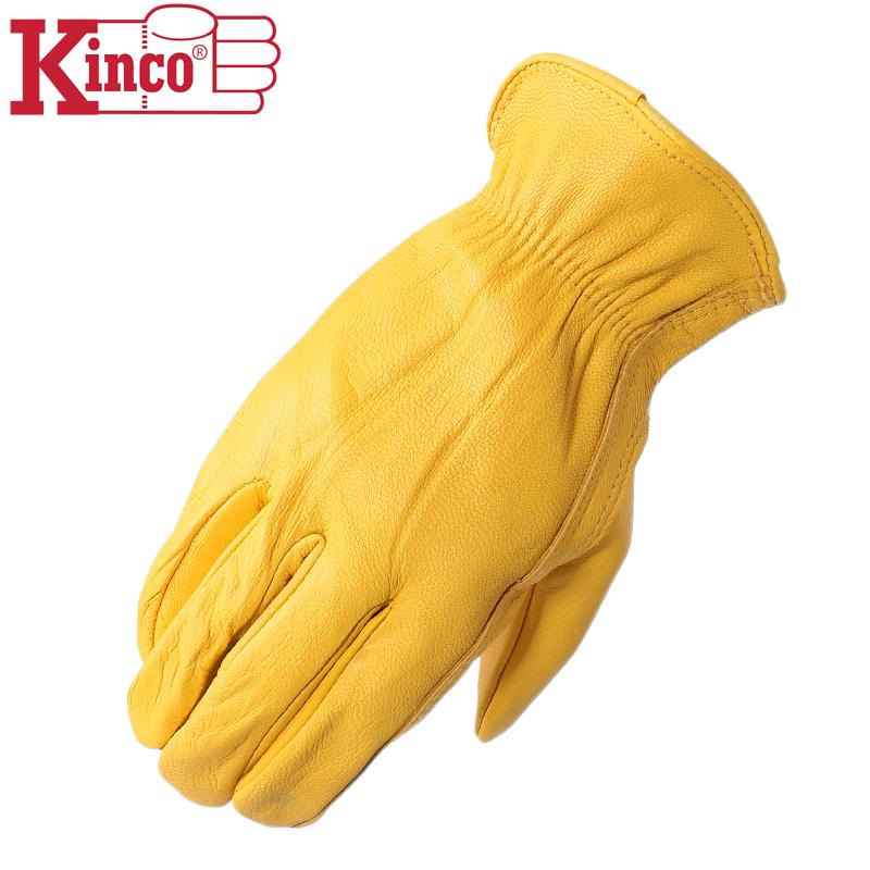 Kinco Gloves キンコグローブ 90 GRAIN DEERSKIN グローブ