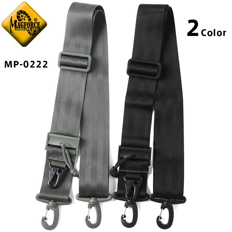 MAGFORCE マグフォース MP-0222 (2) Slide Strap (ショルダーストラップ) 2色
