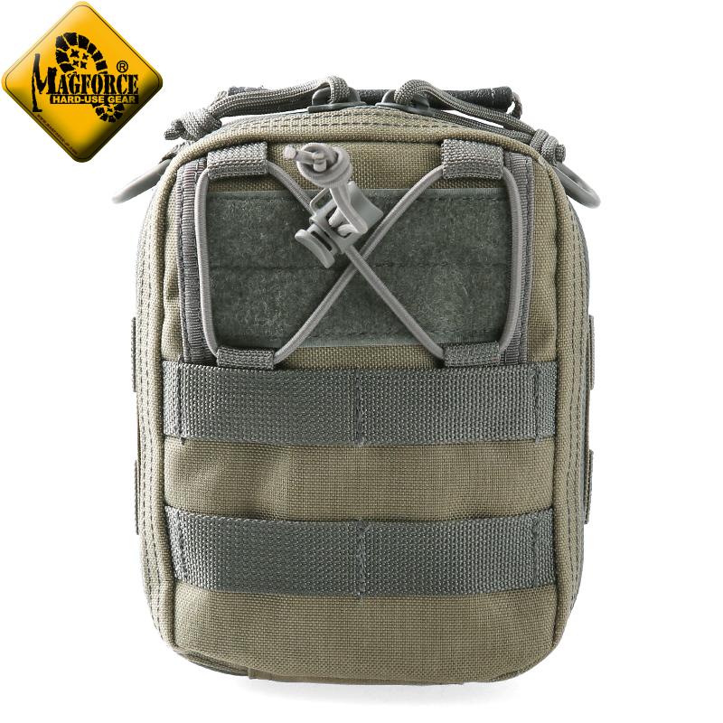 MAGFORCE マグフォース MF-0226 Tool Bag 5x7 TAN/FGW