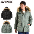 AVIREX アビレックス 6152175 N-3B フライトジャケット COMMERCIAL