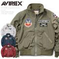 AVIREX アビレックス 6172140 U.S.A.F. 70th ANNIVERSARY TYPE MA-1 フライトジャケット