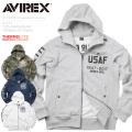 AVIREX アビレックス 6173435 U.S.A.F. 70th ANNIVERSARY THERMOLITE パーカ
