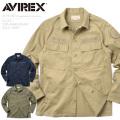 AVIREX アビレックス 6175149 U.S.A.F. 70th. ANNIVERSARY B.D.U. シャツ