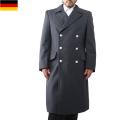 実物 ドイツ軍グレーオーバーコート