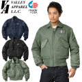 Valley Apparel バレイアパレル MADE IN USA CWU-45/P フライトジャケット