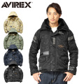 AVIREX アビレックス 6162147 N-3 MULTI POCKET STENCIL フライトジャケット