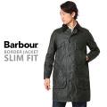 Barbour バブアー BORDER SL ボーダー フィールドジャケット スリムフィット