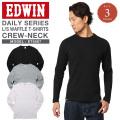 EDWIN エドウィン デイリーウェア L/S Tシャツ