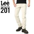 Lee リー AMERICAN STANDRD 201 ウエスターナー サテン ストレート パンツ