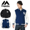 MAJESTIC マジェスティック ニューヨーク・ヤンキース SWEAT MOCOMOCO JACKET MM22-NYK-0003