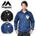 MAJESTIC マジェスティック ニューヨーク・ヤンキース VINTAGE ボア コーチジャケット MM23-NYK-0106