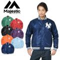 MAJESTIC マジェスティック ニューヨーク・ヤンキース SATIN JACKET MM23-NYK-0116