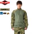 TRU-SPEC トゥルースペック 1/4 ZIP COMBAT シャツ A-TACS