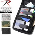 ROTHCO ロスコ DELUXE TRI-FOLD COMMAND ID ワレット 3色