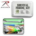 ROTHCO ロスコ SURVIVAL FISHING KIT(サバイバル フィッシングキット)2725