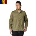 実物 新品 ルーマニア軍 VINTAGE フィールドシャツ