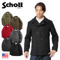 Schott ショット 753US 日本別注 24oz スリムフィットピーコート