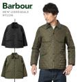 Barbour バブアー SMQ0001 NEW LIDDESDALE NYLON(ニューリッズデイル ナイロン)キルティングジャケット