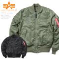 ALPHA アルファ TA0111 MA-1 TIGHT フライトジャケット UNICOLOR PATCH