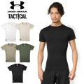 UNDER ARMOUR TACTICAL アンダーアーマー タクティカル HEAT GEAR COMPRESSION S/S Tシャツ
