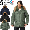 Valley Apparel バレイアパレル MADE IN USA N-3B フライトジャケット