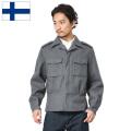 実物 新品 フィンランド軍 M65サービスジャケット