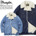 Wrangler ラングラー WM1771 ROUGH COWBOY WRANGE コート デニム
